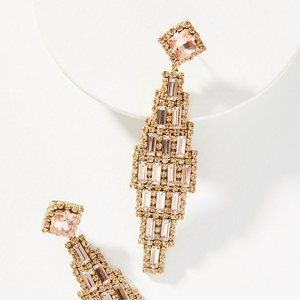 NEW Anthropologie Deepa Du Jour Drop Earrings